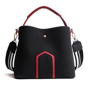 Женская сумка-сумка Free2019 Bale Joker Сумка на одно плечо Пакет Tide Barrel