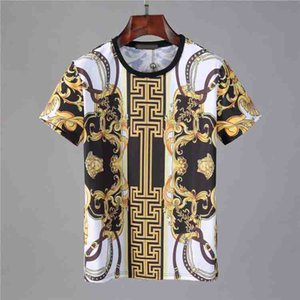 Luxury T Shirt Hip Hop Fashion Bird Printing Mens Designer T Shirt Short Sleeve High Quality Men Women T Shirt Polo Size M-3XL 6O