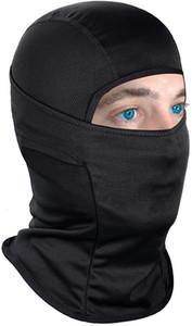 Achiou Balaclava Máscara Facial Proteção UV para as Mulheres Homens motocicleta máscaras de esqui Sun capa táticos