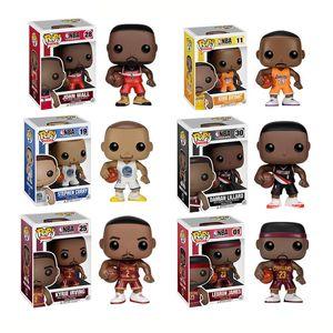 Funko Pop Basketball Star Funko Spiele Pop-Puppen Brettspiele mit neuer Original-Box