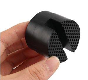 Araba Oluklu Çerçeve Raylı Zemin Jack Disk Kauçuk Ped Adaptörü Koruyucu Oluklu Çerçeve Raylı Hidrolik Zemin Jack Disk Kauçuk Pad Ücretsiz Kargo