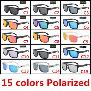 Sport polarisées VR46 Lunettes Lunettes de soleil d'équitation en plein air de pêche 9102 lunettes de soleil de haute qualité des lunettes de protection UV400 15 couleurs