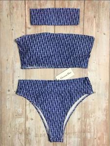Abito a tre pezzi a prezzi accessibili Bikini imbottito Push Up Intimo da donna Costume da bagno Outdoor Beach Swim Designer fasciatura Costumi da bagno Spedizione gratuita