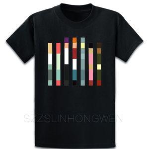 Futurama T-Shirt Sommer-Art-Baumwolle Trend Designing Brief O Ansatz Grund Anti-Falten-Hemd