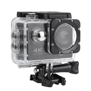2 Inch 4K HD Video Action Camera with Cameras Hunting Waterproof Case Portable Hunting Camcorder Outdoor Water Sports Action Camera