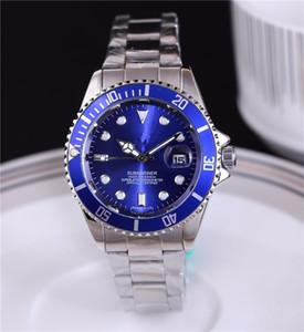 2019 top mens marca designer de relógios automáticos data do preto do esporte do cronógrafo Movimento de novos homens relógio Tag relógio pulseira