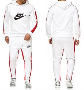 NIKE spor giyim Erkek eşofman Koşucular Spor Suits Lüks Erkek Tasarımcı eşofman Şort Pantolon sweatsuits Spor Outdoor