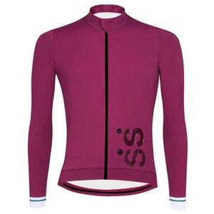 Maillot cyclisme manches longues RUNCHITA équipe Pro printemps / cycle de vêtements mince vélo d'été de MAILLOT VTT itinéraire vélo fiets kleding