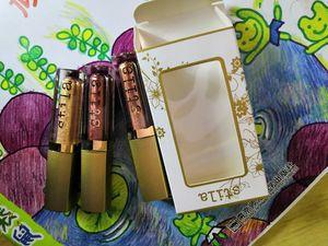 Stila Glitter Glow Liquid Lidschatten Set 3er Set Glitter On The Go Limited Edition Lidschatten Set
