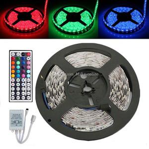 RGB LED Streifen SMD5050 Wasserdicht IP65 Weihnachtslichter Schnur 5M / Roll-300 LED mit 44 Tasten IR-Fernbedienung
