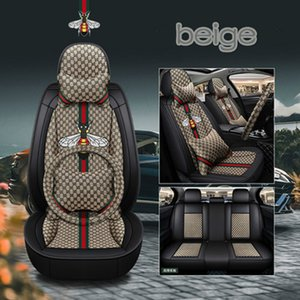 Non-slip full set Car Seat Cover comfortable Cushion Breathable Protector Mat Pad Auto accessories Universal Size