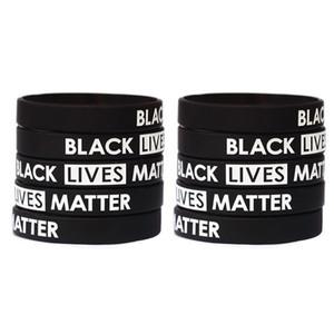 Vidas negro Materia pulsera de silicona pulsera hombres de las mujeres unisex pulseras de goma de la fiesta de los brazaletes Muñequera favor 200pcs T1I2059