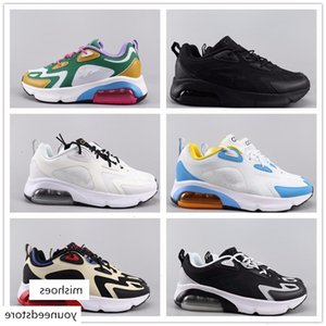 Mens running shoes Maxes 200 Bordeaux Desert air Sand Mystic Green triple Black Royal Women trainers outdoor sports sneakers