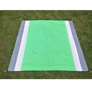 Camping en plein air de pique-nique Tapis blanket extérieur Beach Blanket imperméable Portable Mat pique-nique Camping Ground matelas