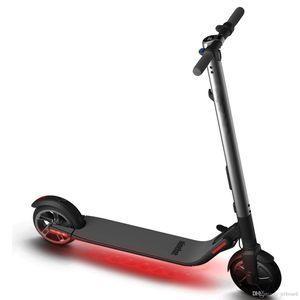 Ninebot ES2 Kick Scooter Folding Electric Scooter for AdultsKids 36V 300W 25kmh Max Load 100kg (Sports Version)