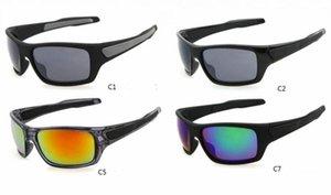 Горячие продажи Новые солнцезащитные очки Мода Пляж Sunglass Спорт на открытом воздухе очки много цветов 8color Glasses Free Delivery.