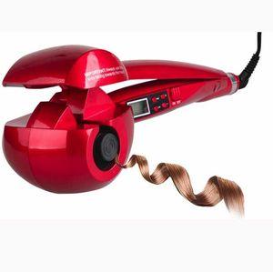 Automatische LCD Lockenwickler magische Lockenstab LCD Display Hair Styling Tools Wave Hair Styler Keramik Heizung Anti-perm