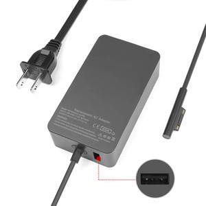 szhyon Superfície PRO ajuste 7 Carregador Fonte de Alimentação para 1706 Microsoft Surface Pro 7 Charger, Area pro x Poder 15V Cord