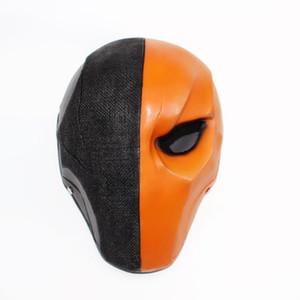Deathstroke Casque Halloween Sous-catégorie Saison Deathstroke Intégraux mascarade cosplay accessoires Costume Terminator Masques en résine Casque