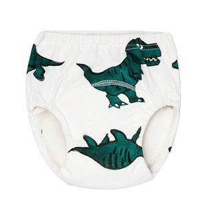 4pcs lot Latest Baby Toilet Training Pants Reusable Cloth Nappy Underwear Waterproof Potty Panties Diaper Toddler Briefs