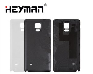 Battery Back Cover For Samsung N910F Galaxy Note 4N910H Galaxy Note 4 Mobile phone battery back cover shell Case cover