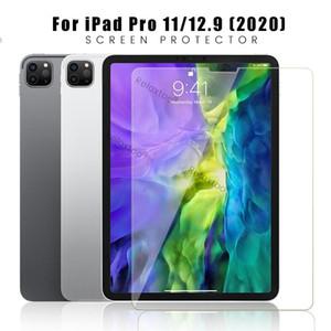 애플 아이 패드 화면 보호기 내가 패드 ipad11 ipad12.9 갑옷 보호 필름 가드 티나를 위해 11 / 12.9 2020 안경 보호 유리 프로