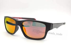 Lunettes de soleil design hommes en plein air hommes Vélo de sport Ploarized Jupiter Carbon lunettes de soleil de vélo Vélo TR90 Cadre 8 couleurs 09220 5PCS