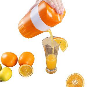 Çevre dostu El Basın Manuel Sıkacağı Pp Portakal Sıkacağı Manuel Portakal Sıkacağı Limon Suyu Basın Meyve Araçları Kc0324-7