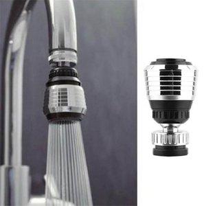 En gros et au détail 360 rotation robinet buse Torneira Filtre À Eau Adaptateur Purificateur D'eau économie Robinet Aérateur Diffuseur cuisine Accessoires