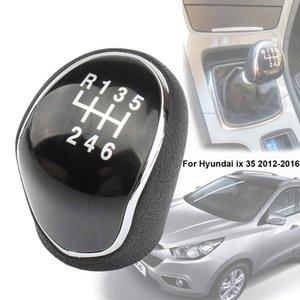 6 Velocità Auto Manual Gear pomello del cambio Shifter pomello della leva del bastone capo di pallamano per HYUNDAI IX35 ix 35 2012-2016