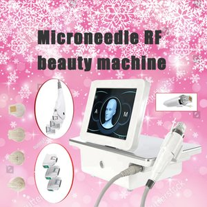 64pins 25pins 10pins 아니 바늘 fractional microneedle rf 마이크로 바늘 피부 Anti Wrinkle Radio Frequency thermage machine
