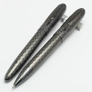 Luxe Blance Édition Écrivains Daniel Defoe Pen fournitures de bureau école montel stylos à bille pour l'écriture