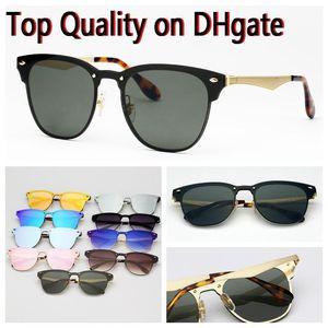 سيد الحريق 3576 النظارات الشمسية النظارات عالية الجودة في DHgate رجال سيدات للجنسين مع الحالات الجلدية، وجميع حزم الأصلي، وحسن لإعادة بيعها!