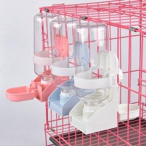 500ML Pet Parrots Birds Drinker Pigeon Rabbit Drinking Water Feeder Bowl Cat Dog Cage Hanging Water Dispenser Device Pet Product
