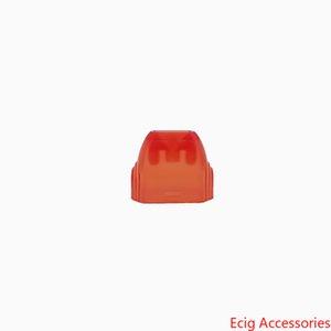Uwell Caliburn Bakla Akrilik Damla Uçlu Düz Cap Renkli Kapak Ağızlık Pod Kılıf İçin Vape Kalem Kartuş