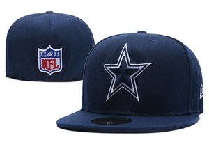 Hot Selling Men's Women's Baseball Snapbacks Fitted hats All Teams Football Hats Man Sports Flat Hat Hip-Hop Caps