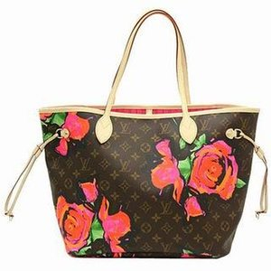 MM M48613 printed roses HANDBAGS SHOULDER MESSENGER BAGS TOTES ICONIC CROSS BODY BAGS TOP HANDLES CLUTCHES EVENING FAST SHIP