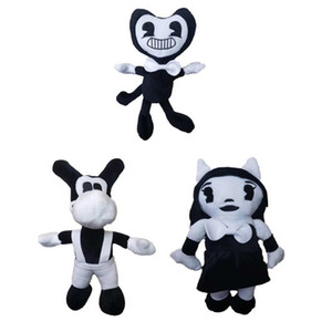 30 cm Ink Machine Thriller Peluche Bambola Bendy Boris Alice Angel Peluche Bambola Peluche Ripiene giocattolo per bambini regalo all'ingrosso