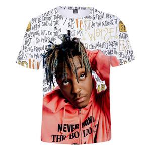 New 3DT chemise étoile jus WRLD les hommes et les femmes et les filles de garçons 3DTees populaires T-shirt d'été d'automne chaud à manches courtes