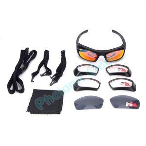 New Fashion Polarized Cycling Wiley X SunGlasses Mountain Bike Goggles 4 Lens Cycling Eyewear Bicycle Sunglasses Cycling Glasses
