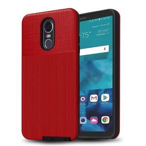 La migliore vendita Directly Prezzo di fabbrica Plus Custodia resistente Cover per LG Aristo 3 Phone Case