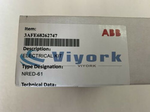 ABB NRED-61-E VARISTOR CONSEIL MODULE NEW