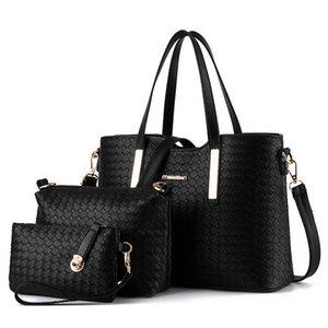 3pcs 2015 New Fashion Women's Handbag Bag Purses PU Leather Shoulder Bags Girls Cheap Designer Handbag Messenger Totes 7 Colors