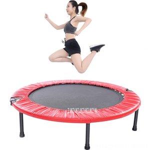 C157 40 Inch Trampoline crianças que saltam Bed Home Gym Folding equipamentos de fitness suprimentos Bounce Bed Fitness Equipment senhoras perder peso Le