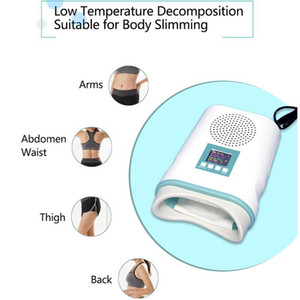 2020 Портативный мини Cryolipolysis жира замораживания машина для похудения потери веса вакуума криотерапия крио жира замораживания машины домашнего использования