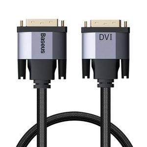Brand Authentic 2K DVI-D Cable Male DVI to Male DVI Cord for HDTV Projector Multimedia 24+1 DVI D Vedio Dual Link Cable Line