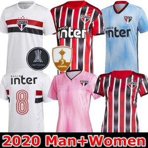 2020 2021 البرازيل ساو باولو لكرة القدم المنزل بعيدا البلوزات ذات جودة 20 21 كأس الأمريكتين البرازيل رجل بالغ المرأة COUTINHO VINICIUS قمصان كرة القدم