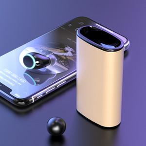 RDHT-A13 encendedor de cigarrillos TWS 5,0 Wireless Auriculares Headset HiFi Stero Sound Profundidad de reducción de ruido auriculares auriculares Bluetooth Wireless