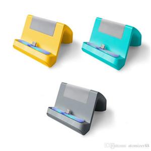 الثانوية نوع C-الجودة USB شحن حوض لNintend تبديل لايت وحدة التحكم المحمولة شحن شاحن قاعدة حامل محطة لتحويل لايت دي إتش إل الحرة