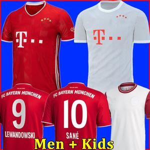 Bayern München Munich SANE Fußball-trikot soccer jersey football shirt 2019 2020 LEWANDOWSKI MULLER 20 21 Fußball trikot 120th Anniversary 120 Jahre